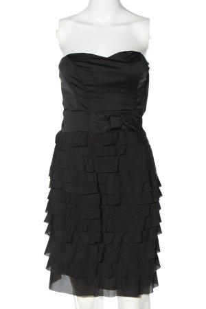 H&M Bustier Dress black elegant