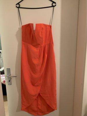 H&M Bustierkleid