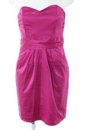 H&M Bustier Dress pink elegant