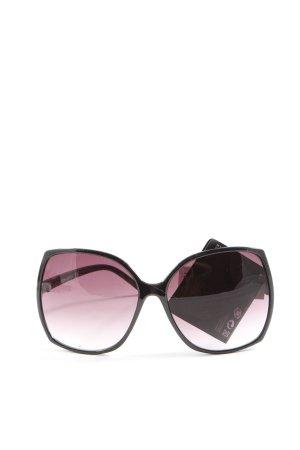 H&M Okulary motylki czarny W stylu casual