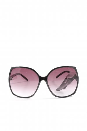 H&M Butterfly Brille schwarz Casual-Look