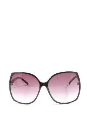 H&M Gafas mariposa negro look casual