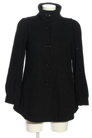 H&M Marynarska kurtka czarny W stylu casual