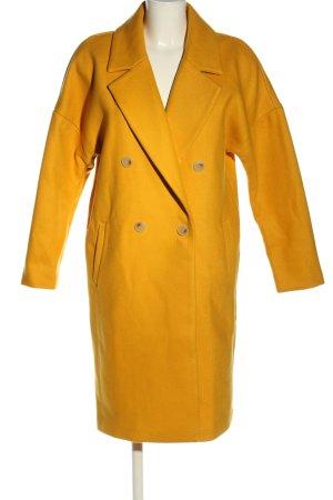 H&M Pilotenjas licht Oranje zakelijke stijl