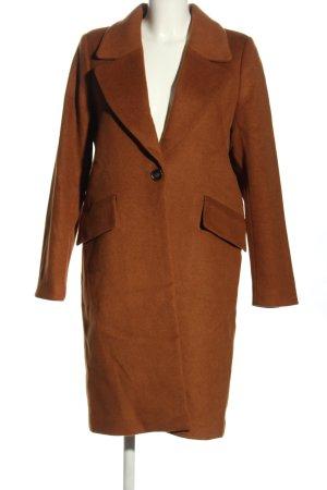 H&M Cappotto stile pilota marrone stile casual