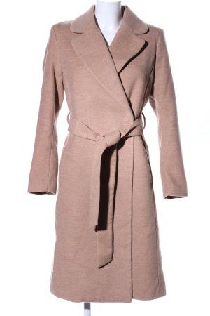 H&M Pilotenjas bruin gestippeld casual uitstraling