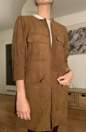 H&M camel jacket