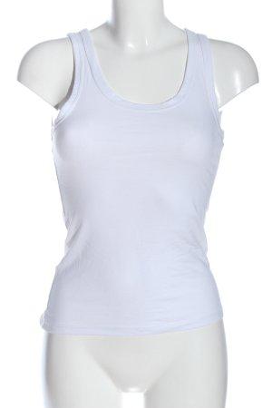 H&M Camisola blanco look casual