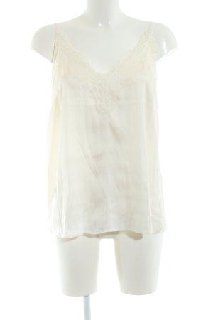 H&M Camisola crema elegante