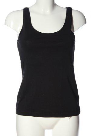 H&M Camisole noir style décontracté