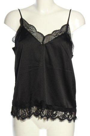 H&M Camisoles black casual look