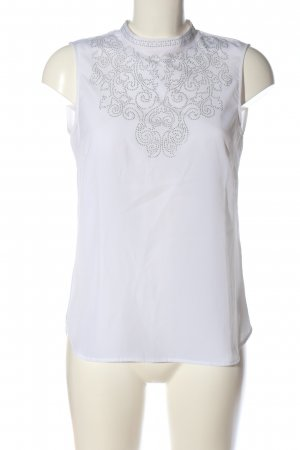 H&M Camisole weiß Casual-Look