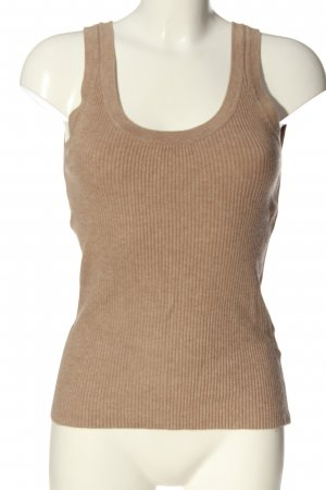 H&M Camisoles brown flecked casual look
