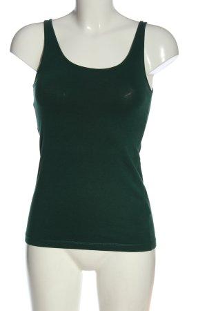 H&M Camisola verde look casual