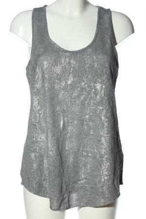H&M Camisole gris clair style décontracté