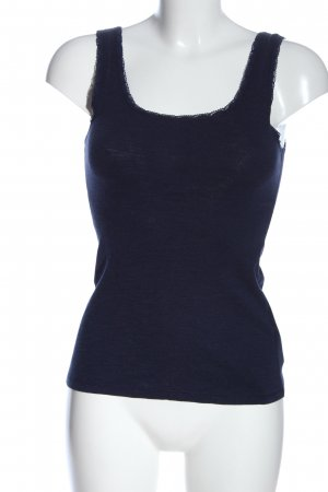 H&M Camisole blauw casual uitstraling