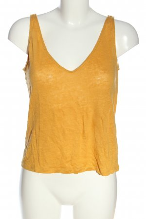 H&M Camisole sleutelbloem casual uitstraling