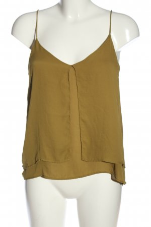 H&M Camisole bruin casual uitstraling