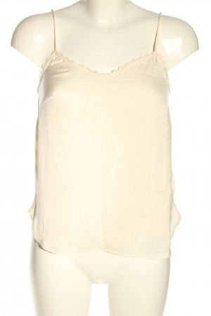 H&M Camisoles natural white casual look