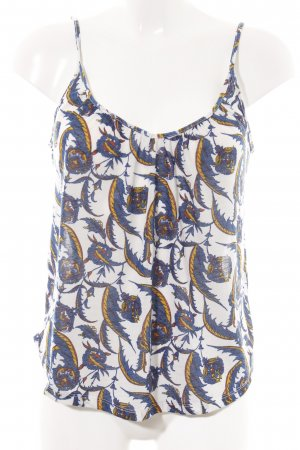 H&M Camisole Allover-Druck Casual-Look