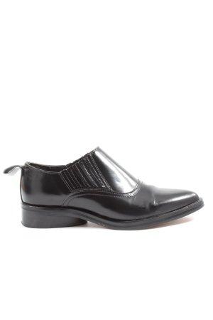 H&M Protège-orteil noir style d'affaires