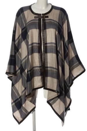 H&M Cape Karomuster Casual-Look