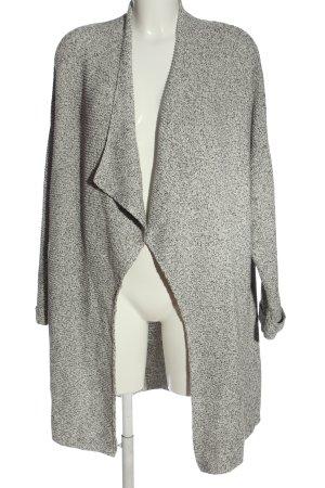 H&M Cardigan hellgrau Casual-Look