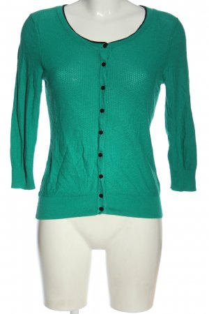 H&M Cardigan grün Casual-Look