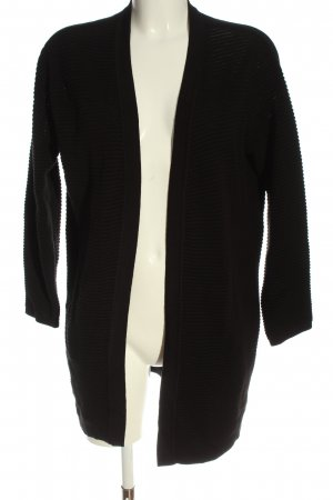 H&M Cardigan schwarz Casual-Look