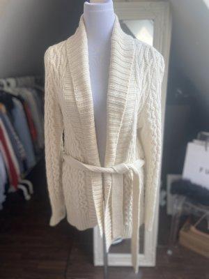 H&M Crochet Cardigan beige