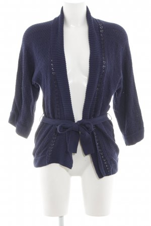 H&M Cardigan blau Casual-Look