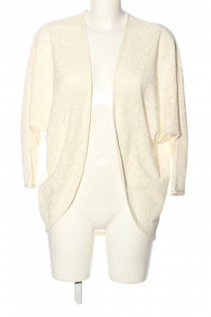 H&M Cardigan creme Casual-Look