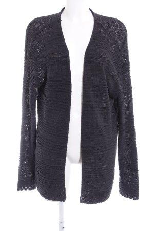 H&M Cardigan dunkelblau Casual-Look