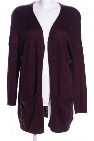 H&M Cardigan rot Casual-Look