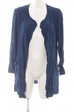 H&M Cardigan blau Casual-Look