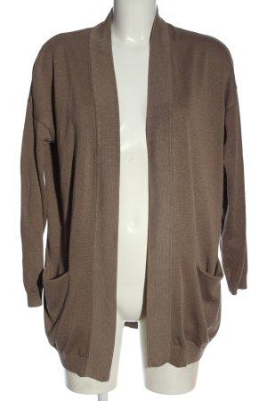 H&M Cardigan braun Casual-Look