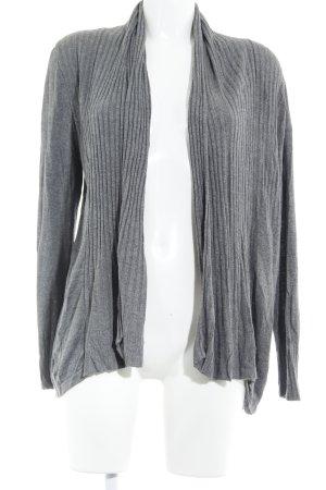 H&M Cardigan grau Casual-Look