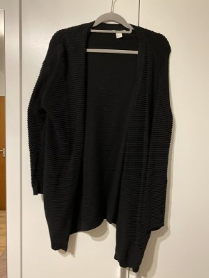 H&M Cardigan schwarz