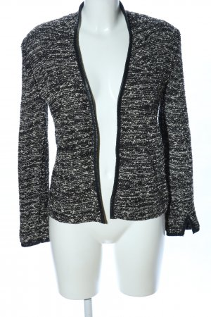 H&M Cardigan schwarz Business-Look