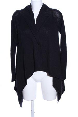 H&M Cardigan schwarz Casual-Look