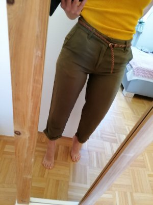 H&M Pantalon cargo multicolore