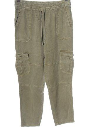 H&M Cargobroek khaki casual uitstraling