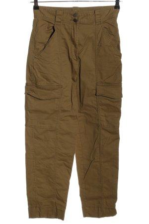 H&M Cargo Pants brown casual look