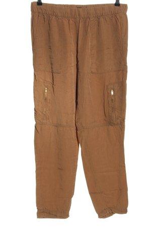 H&M Pantalone cargo marrone stile casual