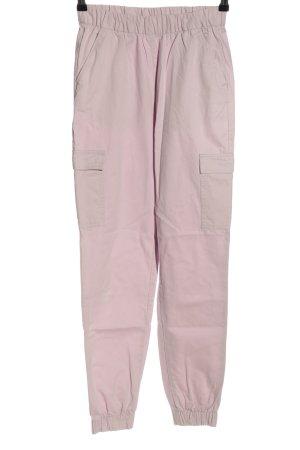 H&M Cargohose pink Casual-Look