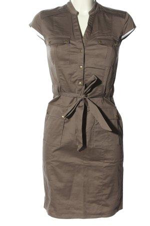 H&M Cargo Dress brown casual look