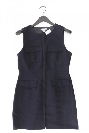 H&M Cargojurk blauw-neon blauw-donkerblauw-azuur Polyester