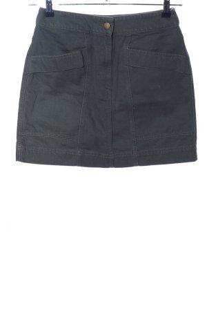H&M Jupe cargo gris clair style décontracté