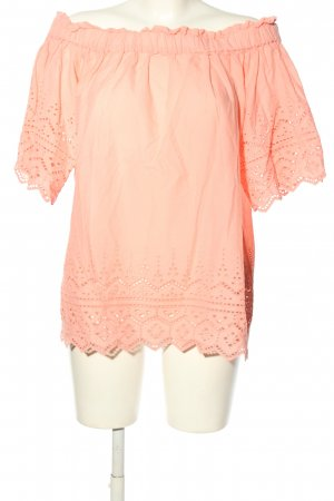 H&M Carmen-Bluse pink Webmuster Casual-Look