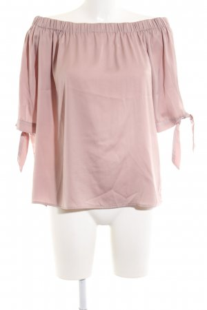 H&M Carmen Blouse pink business style